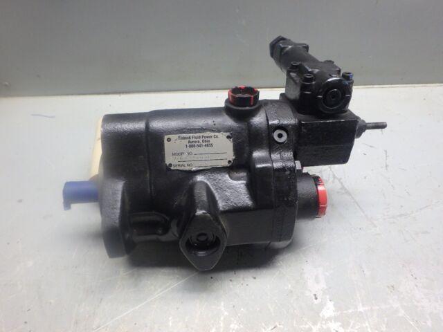 s l640 vickers hydraulic pump pvb6 rsy 40 cc12 pvb6rsy40cc12 ebay
