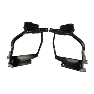 Pair-Headlight-Mount-Bracket-For-BMW-E60-E61-525i-525i-525xi-528i