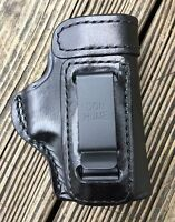 Don Hume Clip On Iwb Holster Glock 43 Black Rh