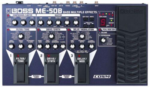 BOSS ME-50B Bass Multi-Effekt