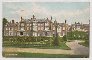 Norfolk postcard - Sandringham - P/U (A124)