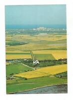 AK / SYLT / KEITUM /.. Blick auf Keitumer Kirche / Luftbildaufnahme / 70er Jahre