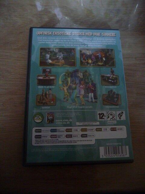 The Sims 2 Bon Voyage, til pc, anden genre