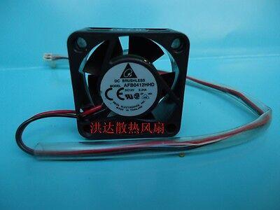 Delta AFB0412HHD Fan 40*40*20mm 12V 0.24A 2Pin
