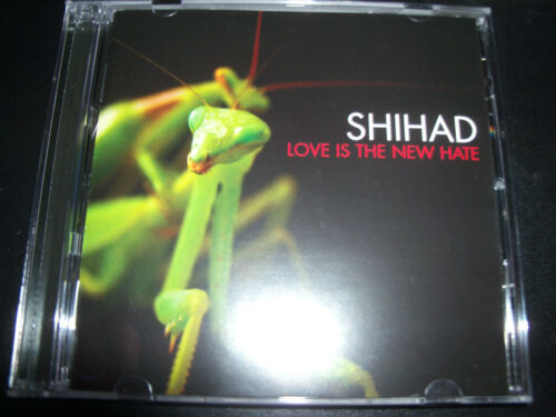 1 of 1 - Shihad / Pacifier love Is The New Hate CD – Like New