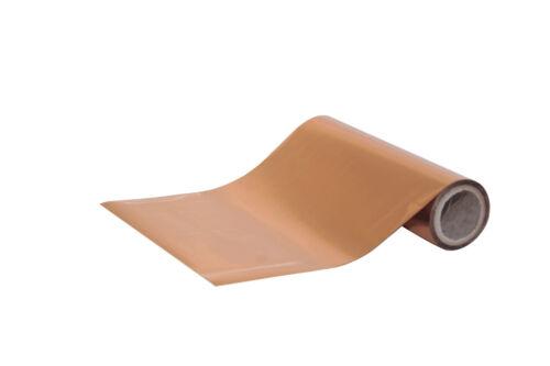 R9Q0W0B0 Metallic Copper coloured foil for the Antex foil master