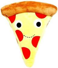 Pizza Cheezey Pie Slice Comfort Plush Collectible Plush Toy