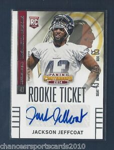2014-CONTENDERS-JACKSON-JEFFCOAT-RC-ROOKIE-TICKET-AUTO-VARIATION-134-B