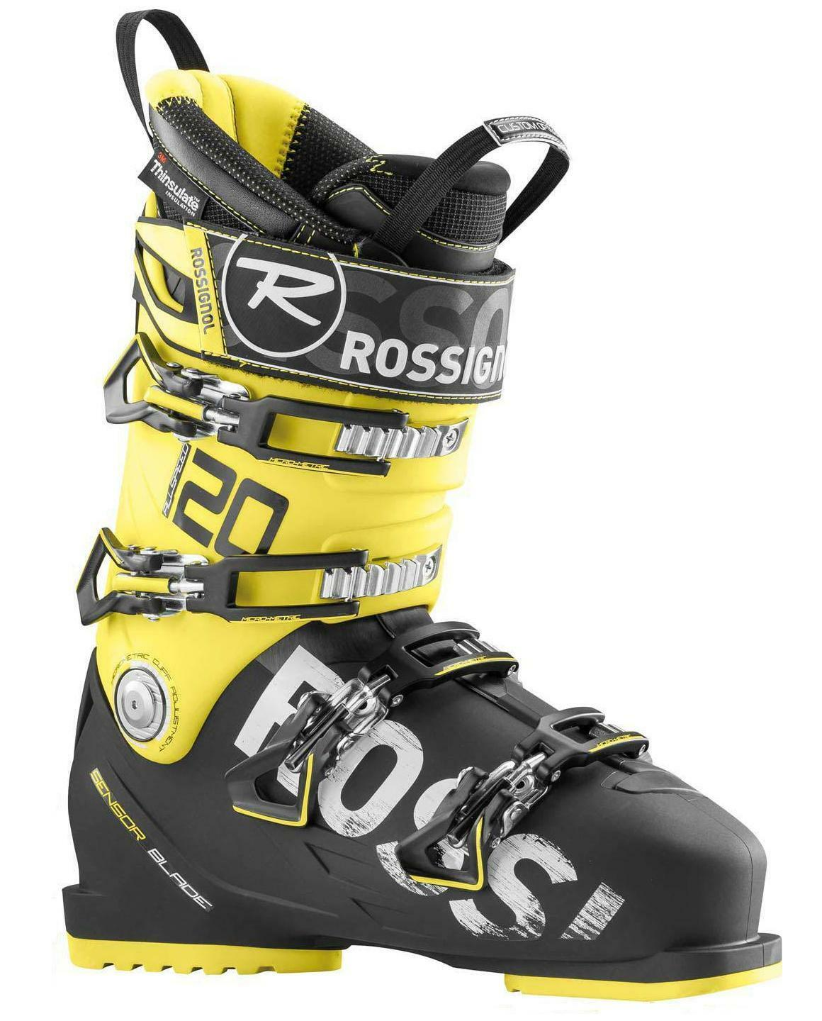 Rossignol AllSpeed 120 ski boots 28.5 (CLEARANCE price) NEW 2017