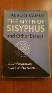Myth of sisyphus and other essays