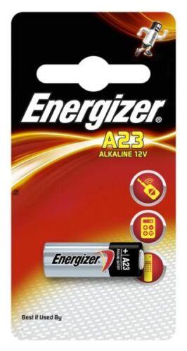 10 x Energizer A23  Alkanie Batterie 12 V V23GA MN21 L1028 NEU /& OVP für Auto