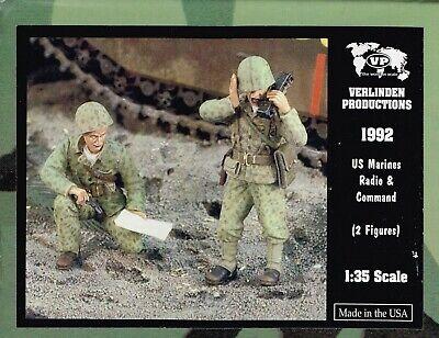 1/35 Resin Figure Verlinden 1992. New.