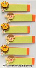 Artoz Artwork 3D-Sticker, Kinder Etiketten, Kindergeburtstag
