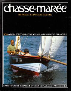 Revue-Chasse-maree-No-61-Decembre-1991-histoire-et-ethnologie-maritime