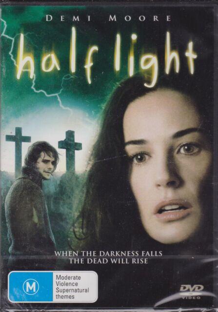 HALF LIGHT - DEMI MOORE - HANS MATHESON -  DVD - NEW