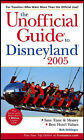 The Unofficial Guide to Disneyland 2005 by Menasha Ridge (Paperback, 2004)