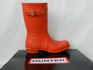Hunter-Original-Short-Chaussures-40-41-Bottes-Caoutchouc-Festival-Carnaval-Neuf