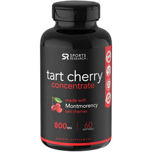 Sports-Research-Tart-Cherry-Concentrate-Dietary-Supplement-60-Softgels