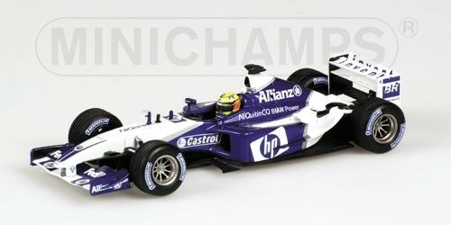 Williams F1 Bmw Fw25 R. Schumacher 2003 1:43 Model MINICHAMPS