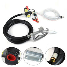 Bio Diesel Pump Heating Oil Pump Self Priming 029 Mpa 175w W Filter Kit Hoses
