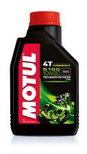 Olio Motore MOTUL 5100 10w30 4T Technosynthese 4 Tempi 104062
