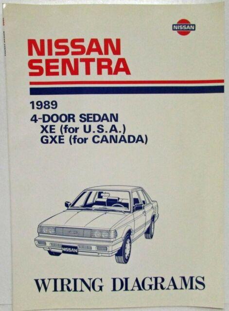 1989 Nissan Sentra 4