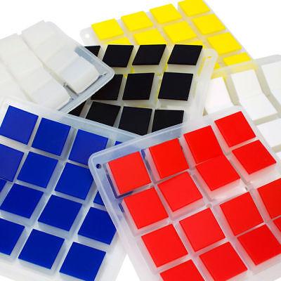 Akai MPC Renaissance 16squarez Custom Color Pad Set 3mm Thicker!