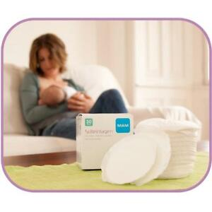 MAM-Breast-Pads-Pack-of-30-Breastfeeding-Care-amp-Comfort-Accessory