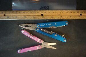 8367 2 Leatherman multi-tools: Juice CS4 & Micra
