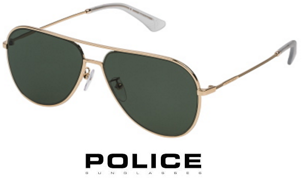 POLICE   SPL  359   0349   occhiale da sole   NEW  2017/18
