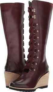 0f2610b1456af Details about SOREL Women's After Hours No-Tongue Tall Boot