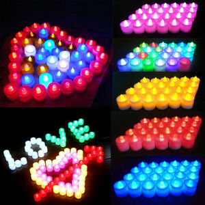 1-6-12-x-Flameless-LED-Candle-Flickering-Tea-Light-Battery-Valentine-Wedding