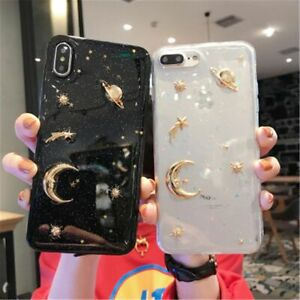 Iphone-3D-Starry-Planet-Moon-Universe-Casing-6splus-78Plus-X-XS-XS-Case