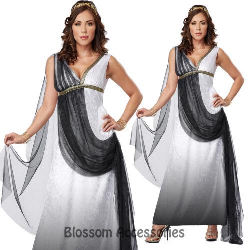 CL8 Deluxe Roman Empress Greek Goddess Womens Fancy Dress Adult Costume