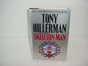 Joe-Leaphorn-and-Jim-Chee-Novel-Skeleton-Man-by-Tony-Hillerman-2004-Hardcover