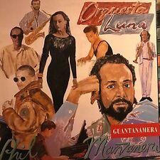 ORQUESTA LUNA • Guantanamera • VINILE 12 Mix • 1989 TWINS