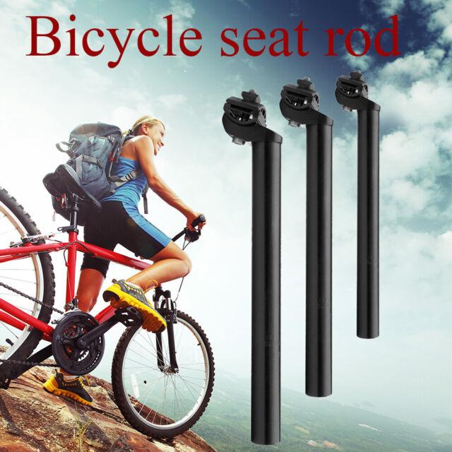 Alienation BMX Bike Pivotal Seatpost Billy Club 25.4 320mm Cycling BLACK