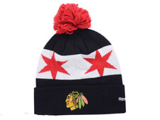 9d75c2e8759 ... france chicago blackhawks reebok 16 nhl stadium series team pom knit  hockey beanie hat 495cb 857c3 ...