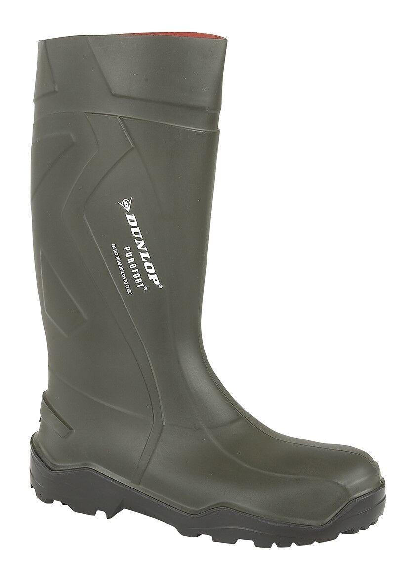 Dunlop W178EX Purofort Professionnel Résistant Complet bottes Caoutchouc