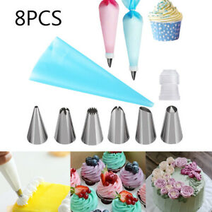amp-Kitchen-Cupcake-Pastry-Bag-Baking-Mold-Icing-Piping-Nozzles-Ice-Cream-Tool