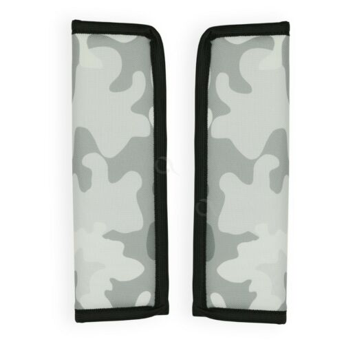 Car and Pram Safety Seat Belt Strap Shoulder Cover Harness Pad Pads set of 1//2