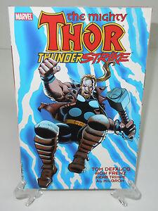 The-Mighty-Thor-Thunderstrike-Odin-Marvel-Comics-TPB-Trade-Paperback-Brand-New