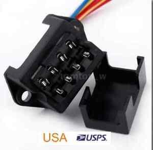 4-Way-Fuse-Box-ATO-ATC-Auto-Fuse-Holder-With-5-Inch-Wire-Lead