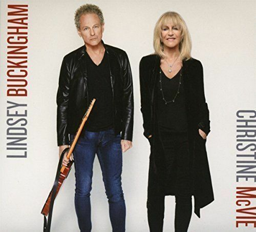 LINDSEY BUCKINGHAM CHRISTINE McVIE Self-Titled CD NEW Gatefold Fleetwood Mac