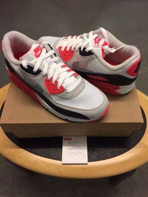 Nike air max 90 infarosso infarosso infarosso 2010 nuova di zecca usa 13 | comfort  | Sig/Sig Ra Scarpa  e9759d
