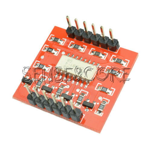 TLP281 4 Channel Opto-isolator IC Module Arduino High&Low level Expansion Board