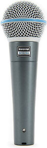 New-Shure-BETA-58A-Vocal-Mic-Authorised-Dealer-Best-Deal-on-eBay