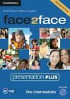 Face2face Pre-Intermediate Presentation Plus DVD-ROM by Chris Redston, Gillie Cunningham (DVD, 2014)