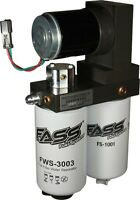 Fass Titanium Fuel Pump 01-10 Lb7/lly/lbz/lmm Duramax Free Overnight Shipping