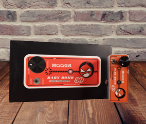 Mooer-Baby-Bomb-30-30w-Micro-Power-Amp-Amplifier-Head-Pedal-Size